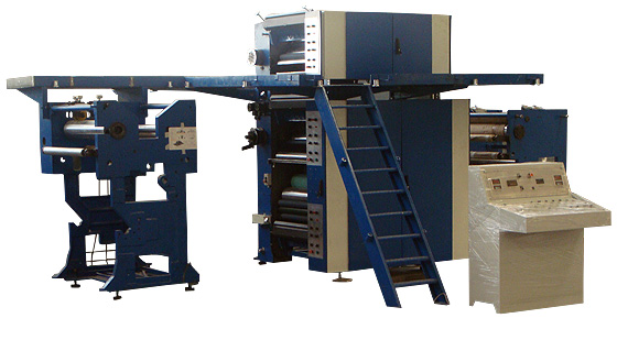 ROLL TO ROLL PRINTING MACHINE Ronald India